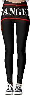 DIYCCY Yoga Pantalones Ranger Leggings para mujer de cintura alta