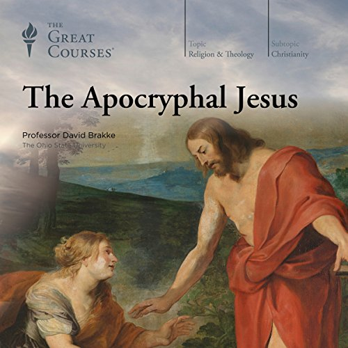 The Apocryphal Jesus  By  cover art