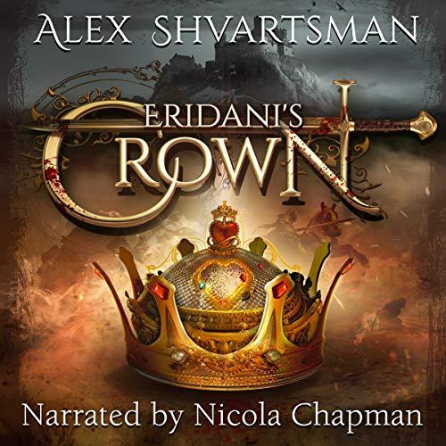 Eridani's Crown audiobook cover art