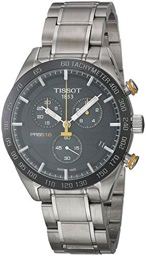 Tissot T-Sport PRS 516 Quartz Chronograaf Horloge T100.417.11.051.00
