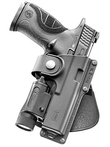 Fobus Holster Taktik drehbar SIG SAUER P226/H & K USP mit Lampe/Laser/etc.