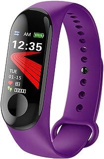 comprar comparacion OPAKY Pulsera Actividad Pulsera Inteligente Pantalla a Color Presión Arterial/Monitor de Ritmo cardíaco Pulsera Inteligent...