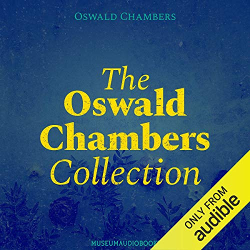 『The Oswald Chambers Collection』のカバーアート