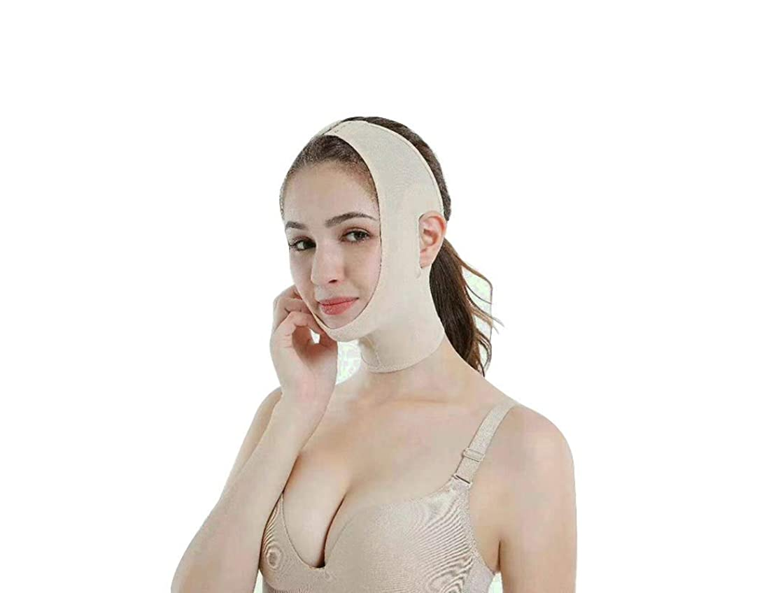 複製市民控えめな薄型フェイスアーティファクトスモールVフェイススリーピング包帯マスクシンダブルチンリフト引き締めフェイシャルリフティングフェイシャルマッサージ(サイズ:M),XS