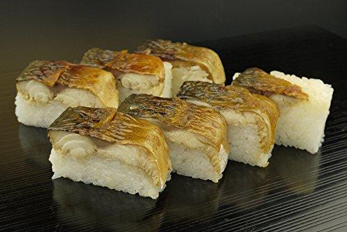 『≪こおりずし≫平宗の棒寿司 柚庵焼鯖寿司』のトップ画像