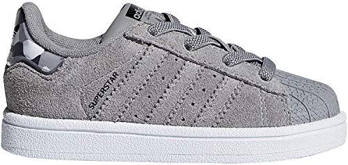 adidas Superstar El I, Zapatillas de Deporte Unisex Niños