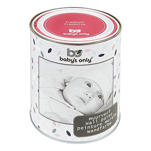 Baby's Only - Muurverf 1 liter framboos