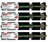 Komputerbay - Memoria RAM FB-DIMM (DDR2, 667 MHz, 16 GB, CL5, 4 x 4 GB)