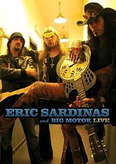 Best eric sardinas & big motor Reviews