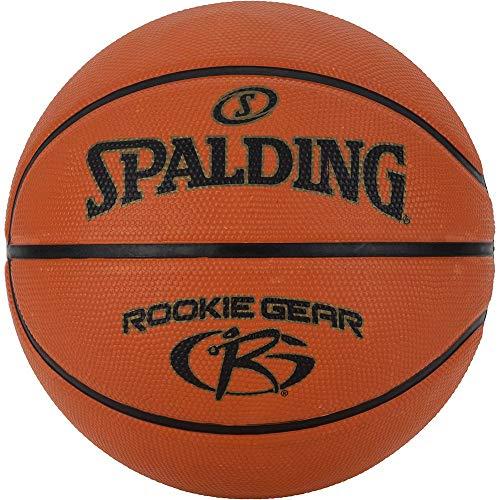 Rookie Gear Out Spalding Basketball Ball ; 3001595011514_4 ; orange