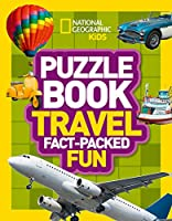 Puzzle Book Travel: Brain-Tickling Quizzes, Sudokus, Crosswords and Wordsearches (National Geographic Kids)
