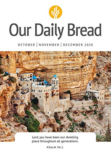 Our Daily Bread - October / November / December 2020