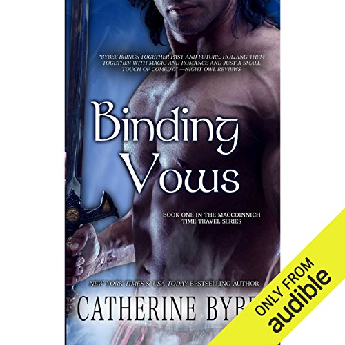Binding Vows audiobook cover art