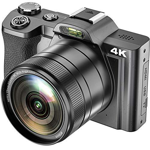 4K Digitalkamera, ACTITOP Digita...