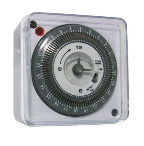 16A Duty Mechanical Time Switch Light Segmental Timer, hydroponics Grow...