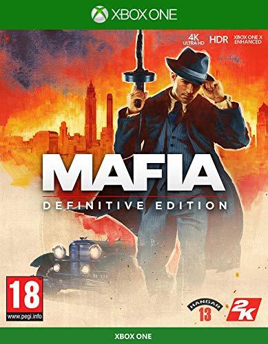 Mafia Definitive Edition