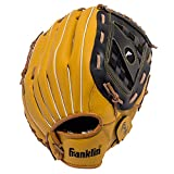Franklin Sports Baseball and Softball Glove - Field Master - Baseball and Softball Mitt - Adult and Youth Glove - Right Hand Throw -...