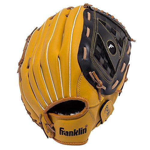 Franklin Sports Baseball and Softball Glove - Field Master - Baseball and Softball Mitt