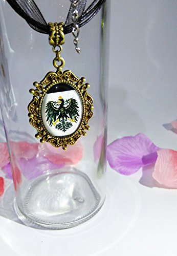Dreamcosplay APH Axis Powers Hetalia Prussia Logo Girl Necklace