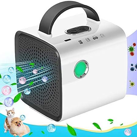 【12/10まで】Santora USB充電式ポータブル小型オゾン脱臭機 1,799円送料無料!