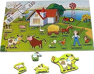 Quebra-Cabeça Minha Fazenda