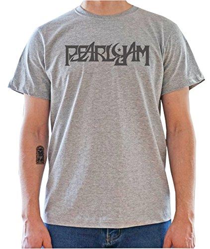 DreamGirl Pearl Jam Logo Mens T-Shirt
