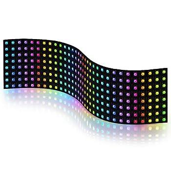 WS2812B 265ピクセル LEDマトリックスパネル