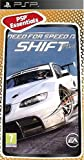 Need for speed : shift - collection essentials [Importación francesa] [Sony PSP]
