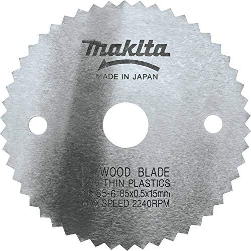 Makita 792299-8 3-3/8-Inch Fine Tooth Blade , Grey