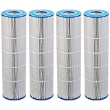 Unicel C-7488-4 Replacement Cartridges for C4025/C4030 Filters, 4-Pack