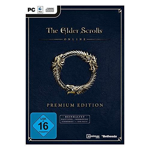 The Elder Scrolls Online: Premium Edition - Premium Edition [PC] [Importación alemana]