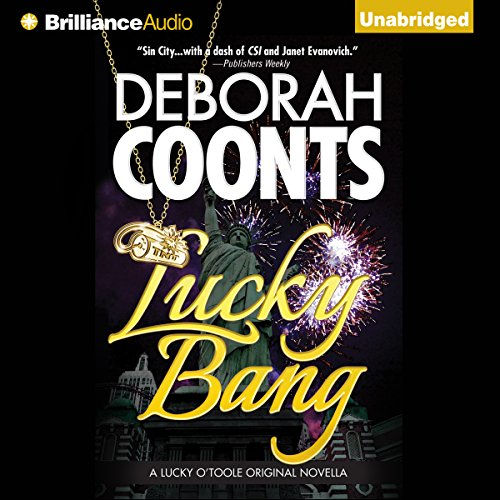 Lucky Bang audiobook cover art