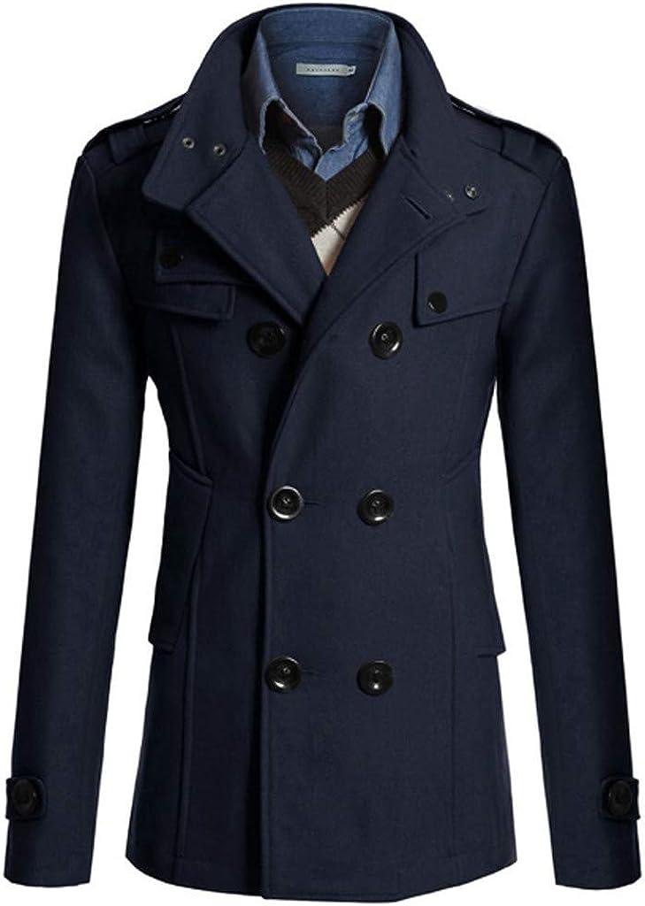 Blazers for Men, Men's Casual Blazer Jacket Slim Fit Court Costumes Military Uniforms Tuxedo Suit Jacket Sports Coat