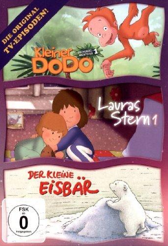 Die schönsten Kinderserien: Der kleine Eisbär/Lauras Stern/Kleiner Dodo: Dschungelabenteuer