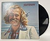 Jimmy Buffett Signed Autographed 'Havana Daydreamin' Record Album - COA Matching Holograms