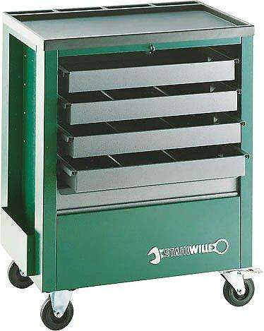 Stahlwille 81160001 - Carro De Taller 93G Verde
