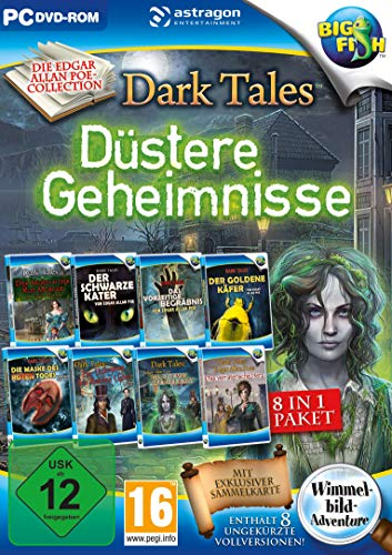 Dark Tales: Düstere Geheimnisse 8 in 1 Paket, Standard, Windows 8