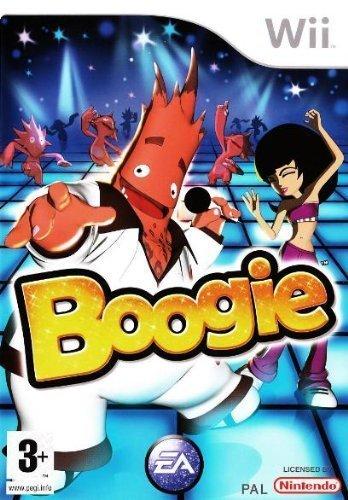 Boogie - No Mic (Wii) [Importación Inglesa]