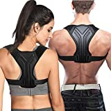 Posture Corrector, Improves Posture and Provides Shoulder Supports, Adjustable Back Straightener and Providing