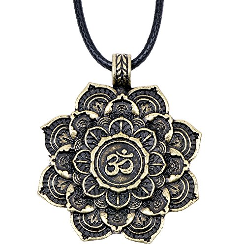 Paw Paw House Yoga Inspired Om Lotus Mandala...