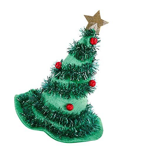 Sombrero Arbol De Navidad  marca Wakauto