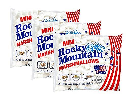 Rocky Mountain Marshmallows Mini 3x150g
