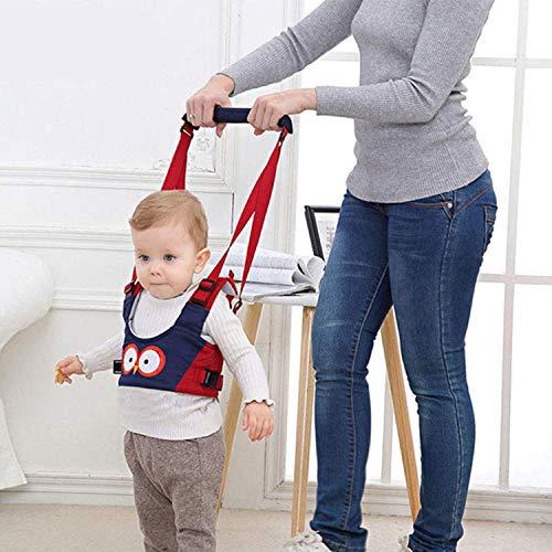 Lauflernhilfe Gehhilfe für Baby, Home-Neat Stehen und Gehen Lernen Helfer für Kinder, 4 in 1 Funktionale Sicherheit Laufgeschirr Walker für Baby 7-24 Monate