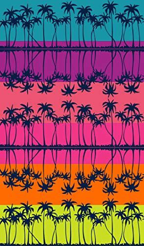 DHestia. Toalla Playa Grande Algodón 100x170 cm