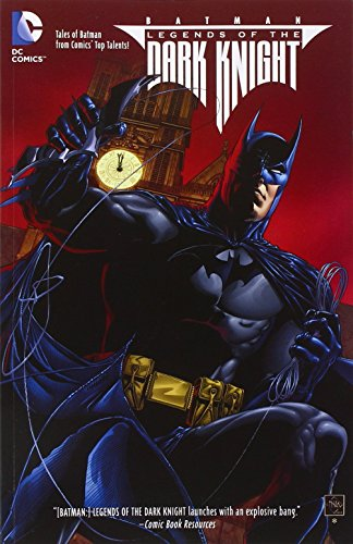 Batman Legends of the Dark Knight Volume 1 TP by Various (Artist, Author) (17-Sep-2013) Paperback
