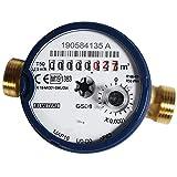 - Compteur d'eau - Compteur divisionnaire eau froide pré-équipé télérelevage - 3/4' (20x27)