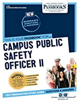 Campus Public Safety Officer II (Career Examination)