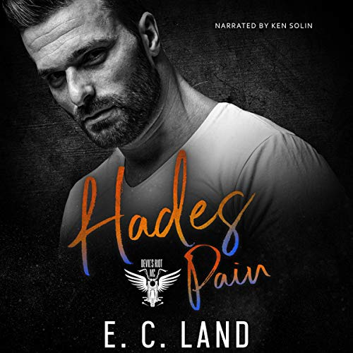 Hades Pain audiobook cover art