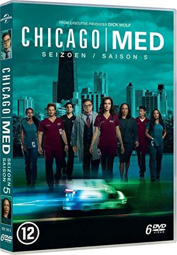 51LgsNqHzXL. SL500  - Chicago Med Saison 6 : Deux personnages réguliers s'apprêtent à quitter la série