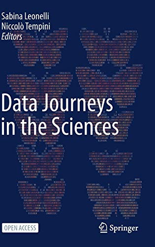 Data Journeys in the Sciences Front Cover